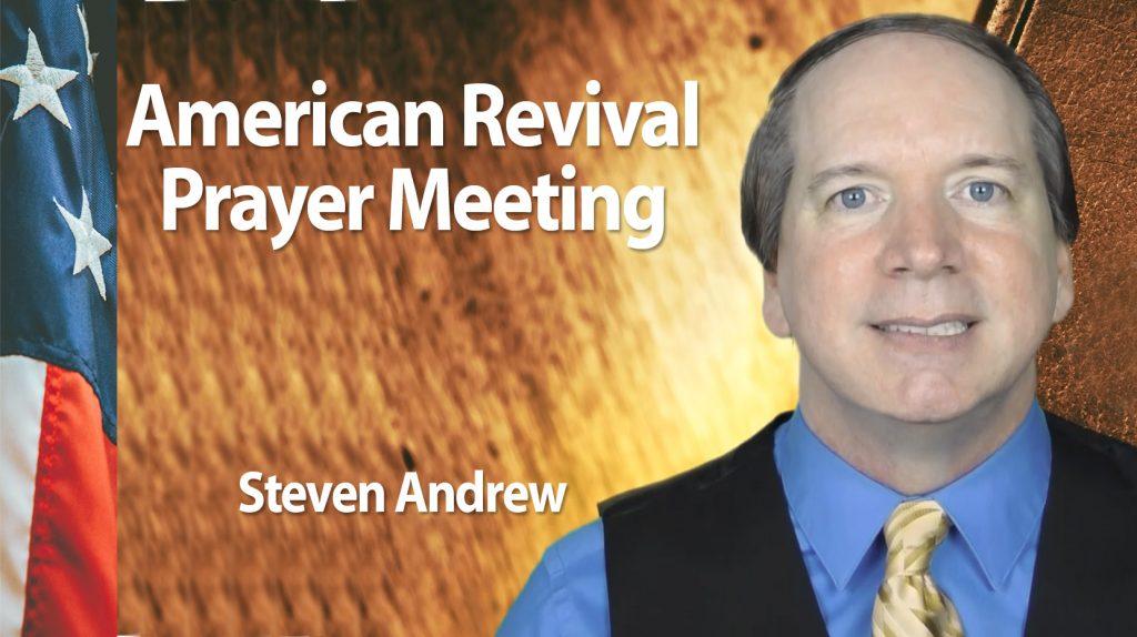 American Revival Prayer Meeting Steven Andrerw
