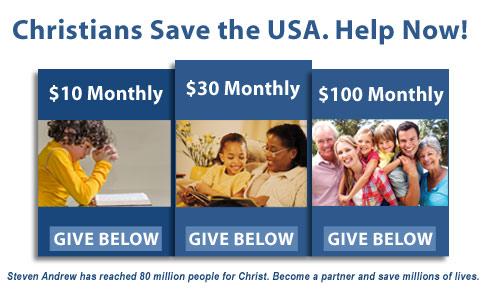 DOnate USA Christian Church